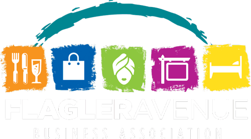 Flagler Avenue Business Association Logo