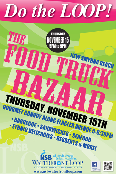 New Smyrna Beach Food Truck Festival