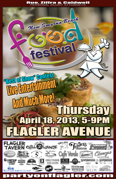 New Smyrna Beach Food Festival