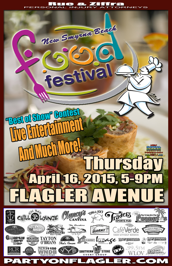 New Smyrna Beach Food Festivalt 2015