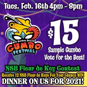 NSB Gumbo Festival